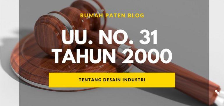 UU Desain Industri