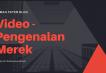 Video Pengenalan Merek