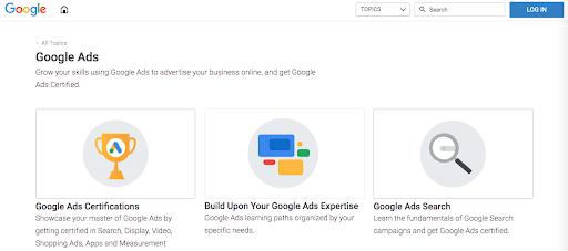 skillshop google ads